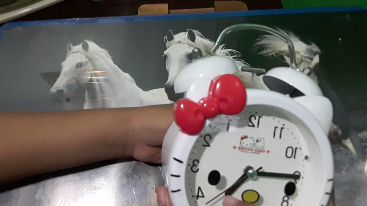 Cara Memasang Alarm Clock Youtube