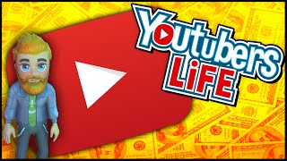 Youtubers Life ➤ Inception! Biggest Youtuber Ever! - I'm Basically PEWDS [Youtubers Life Gameplay]