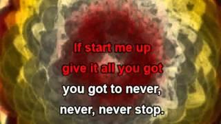 Start Me Lyrics