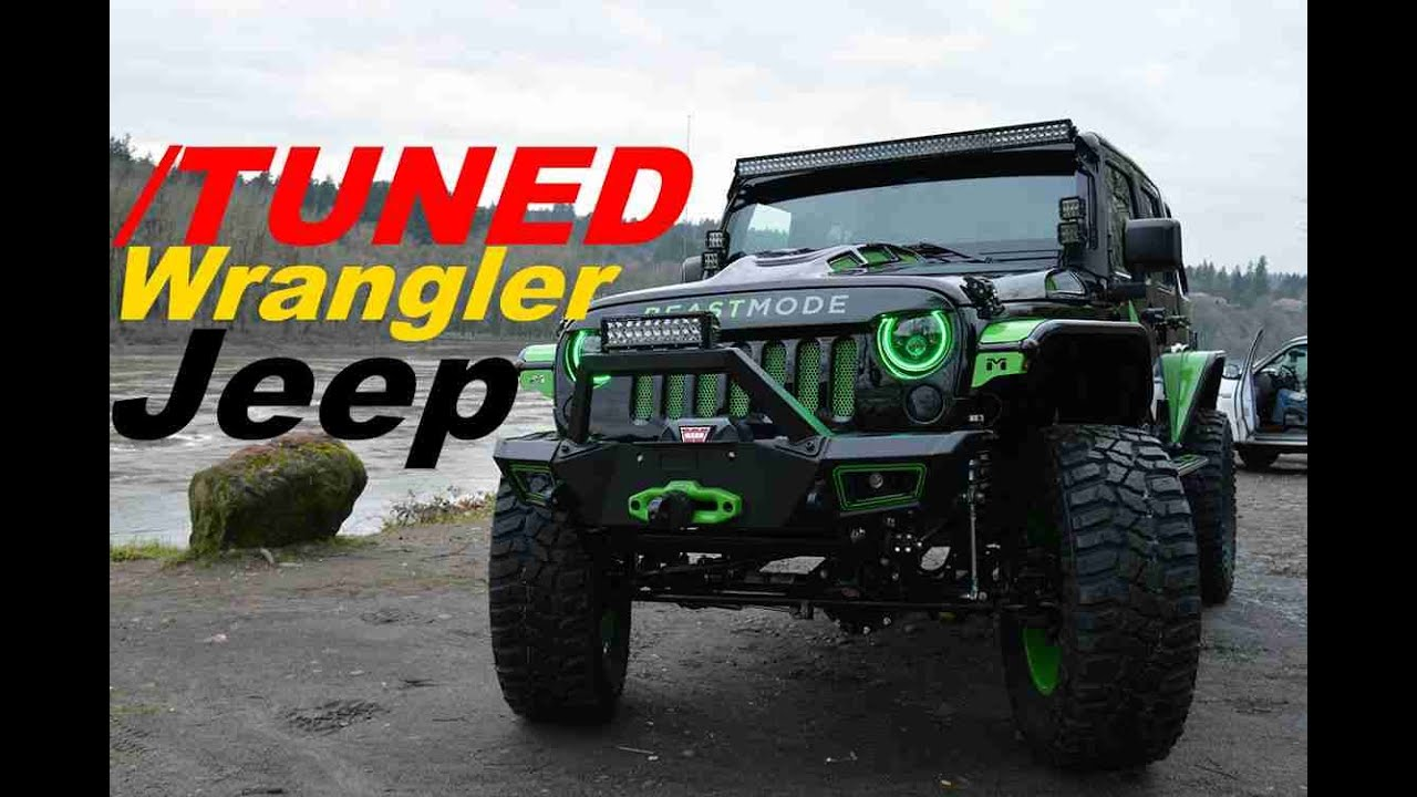 jeep wrangler 2016 tuned youtube. Black Bedroom Furniture Sets. Home Design Ideas