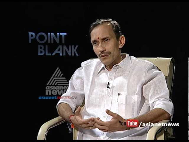 Interview with M. T. Ramesh | Point Blank 30 July 2017