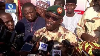 Repentant Boko Haram Fighters Can Become President Says Army GOC