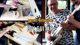 Build Your Own Guitar - DIY Guitar Kit