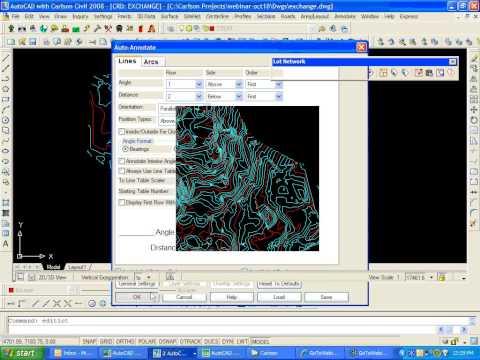 Seamless Civil Data Conversion