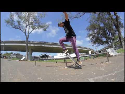 Bonzing Skateboards: James