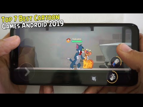 7 Game Android Cartoon Terbaik Tahun 2019