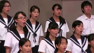 校歌 - 愛知県一宮市立葉栗中学校校歌