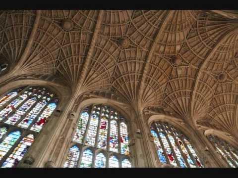 Miserere (Gregorio Allegri) - King's College Cambridge