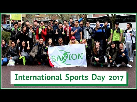 International Sports Day 2017 - After Movie | Saxion University of Applied Sciences