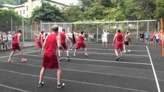 ЦЗМ летний лагерь в Хосте волейбол июнь 2012 год