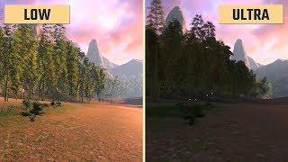 Total War: Three Kingdoms Low vs. Ultra (Graphics Comparison)