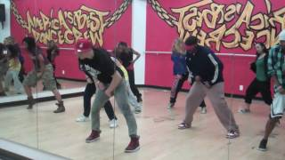 New Boyz Backseat Dance Choreography ft. Cataracs & DEV » Matt Steffanina - Hip Hop Dance
