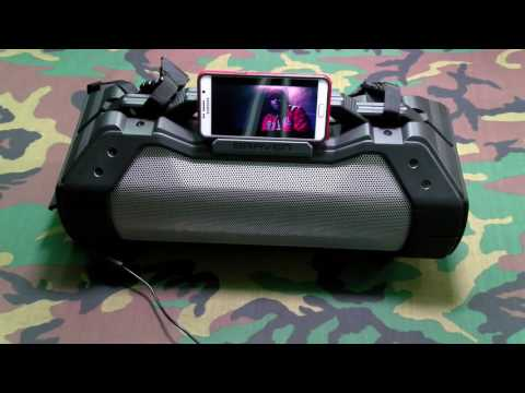 BRAVEN XXL Portable Wireless Bluetooth Speaker