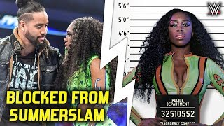 Another STUNNING WWE ARREST Causes Multiple Superstars To Have Their Summerslam Matches CANCELLED!