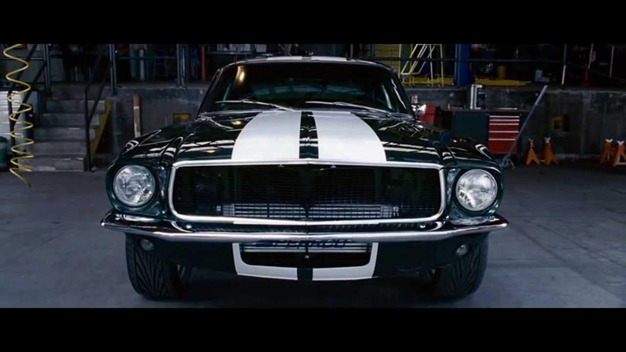 Форсаж 3 Mustang Youtube