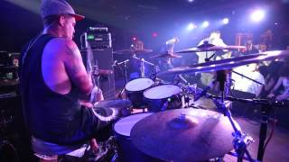 "2. Hegira - Within The Ruins - Kevin ""Drummer"" McGuill Drum Cam"