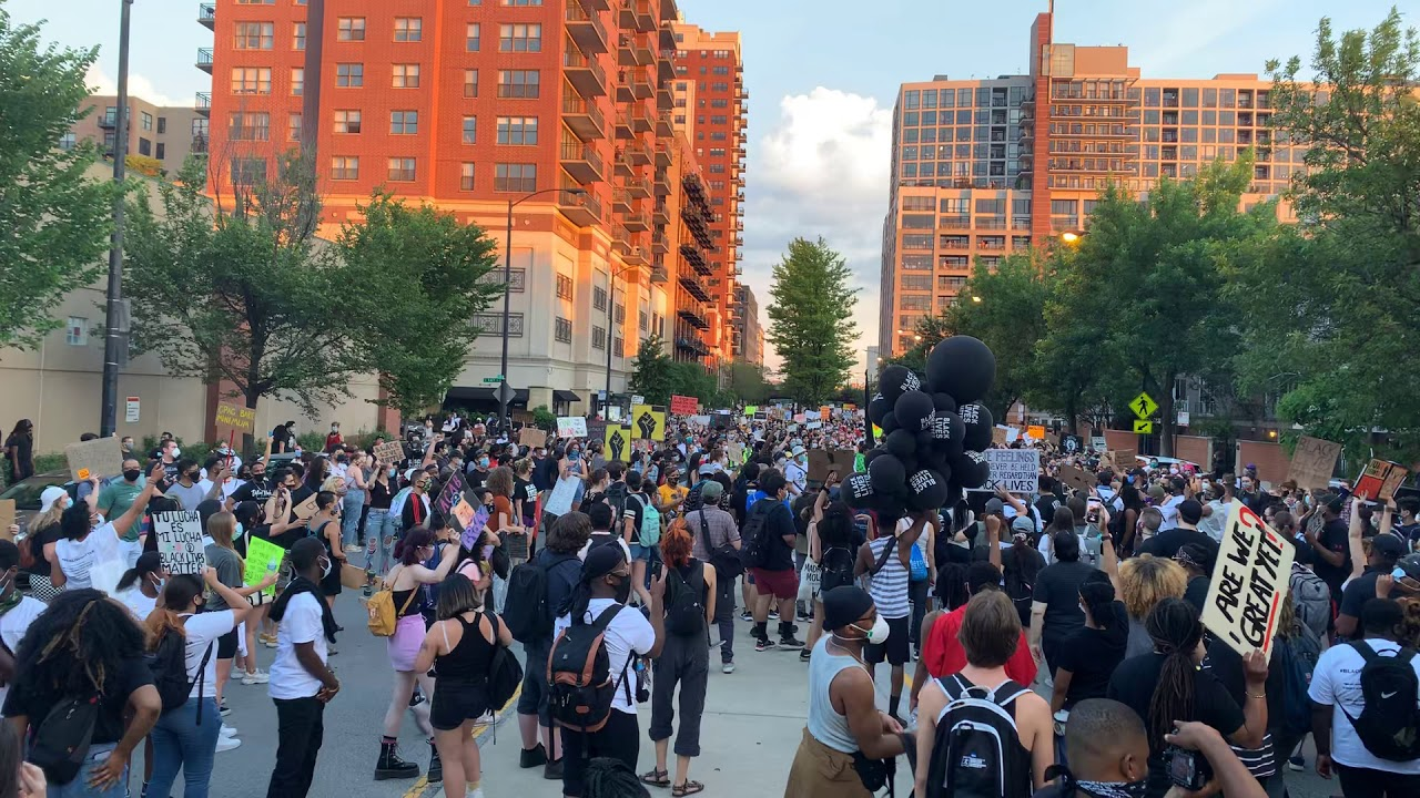 Chicago Peace March 2020, South Loop, Chicago #BLM - YouTubeMarch For Peace 2020