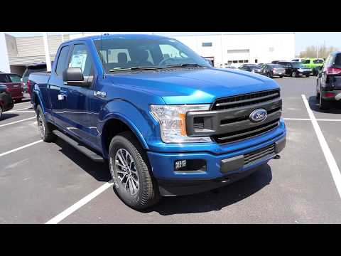 2018 Ford F-150 XLT Sport Walk Around