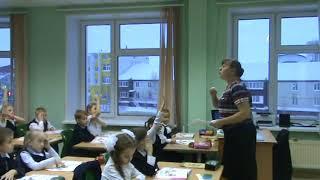 Открытый урок по обучению грамоте Семинар по преемственности