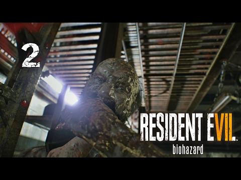 Прохождение Resident Evil 7: Biohazard (PS4) — Часть 2: Добро пожаловать в семью
