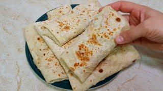 Домашняя Шаурма самая вкусная и сочная /Uyda shawarma tayyorlash 👍👍