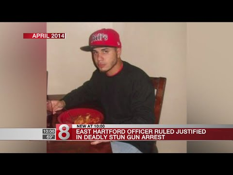 Prosecutor: No crime committed by officer in man's death