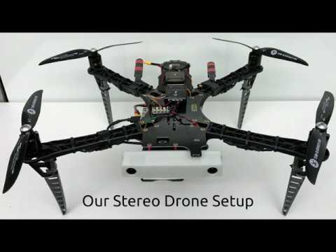 Our presentation at IROS 2018, in vision-based drones workshop
