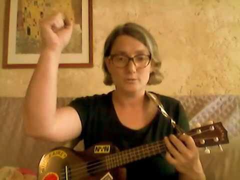 """Ann-Val - La ruée vers l'or (chanson en soutien au collectif """"OR de question"""")"""