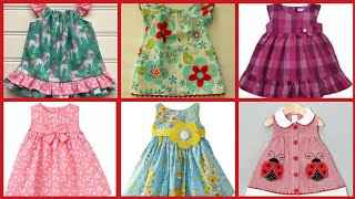 Top 75 Comfortable Cotton Baby Frocks Beautiful Designs For Eid Wear