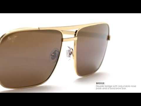 8c6536ea55 Compass Polarized Sunglasses | Maui Jim®