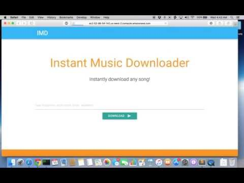 Instant Music Downloader | Instantly download any song! Without knowing the name of the song!!!