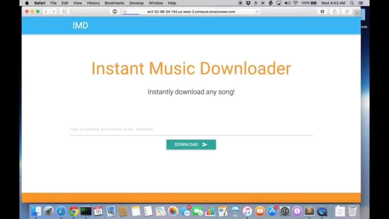 how to download any song at 640kbps