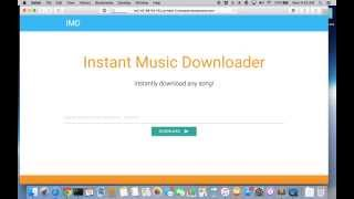 instant music downloader   instantly download any song without knowing the name of the song