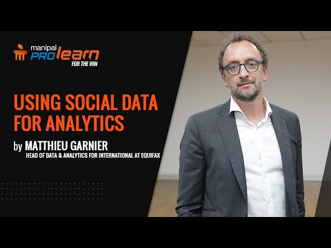 Using Social Media Data For Analytics | Social Media Analytics | Business Analytics Case Study