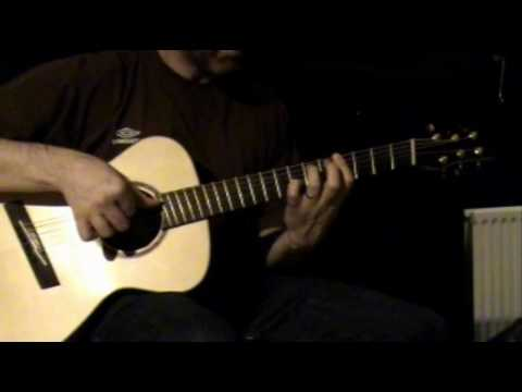 De Faoite Guitar Road Trip in DADEAB tuning