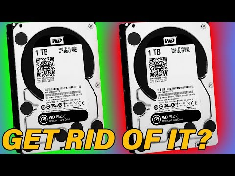 What To Do With An Old Hard Drive