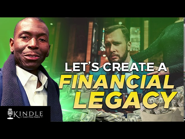 Let's Create A Financial Legacy