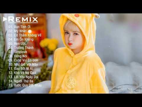 NHẠC TRẺ REMIX 2019 HAY NHẤT HIỆN NAY ️💔 EDM Tik Tok Htrol Remix lk nhac tre remix gây nghiện 2019