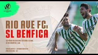 Liga Revelação: Antevisão Rio Ave FC x SL Benfica