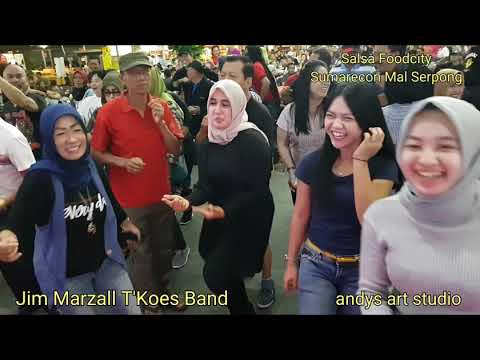 Mari Berjoged Dan Cubit2an Jim Marzall T'Koes Band