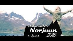 Matkailuautolla Norjaan #5 //Senja