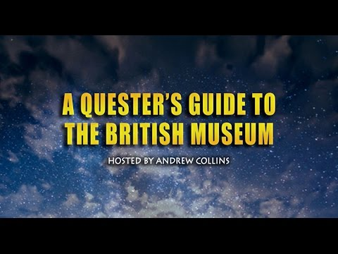 A Quester's Guide to the British Museum Pt 1: Assyrian Stonework 8th Century B.C.