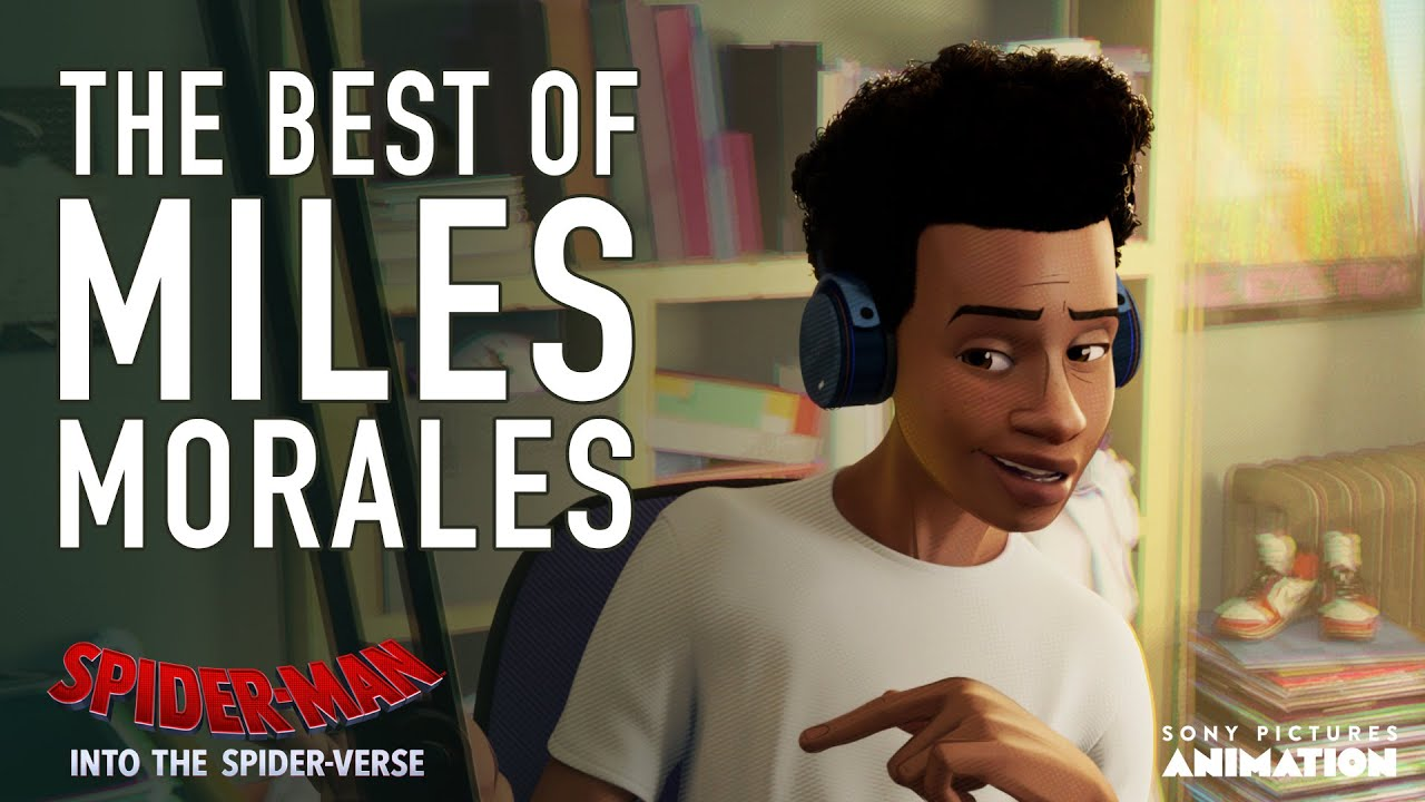 Sony Released A Short Clip Of The Best Of Miles Morales, Spider Verse