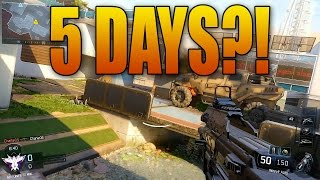 Black Ops 3 Beta: ONLY FIVE DAYS LONG?! (PS4 / Xbox One / PC Official Start End Date)
