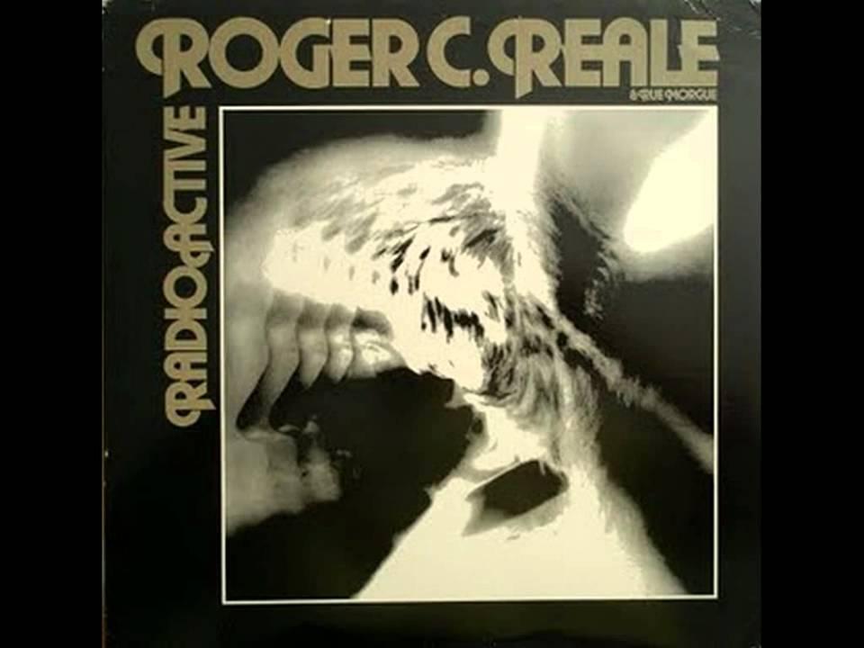 Resultado de imagem para ROGER C. REALE & RUE MORGUE - Radioactive