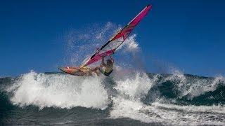 Windsurfing legend Robby Naish makes a comeback