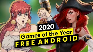 Top 10 Free Android Games of 2020 | Mobile Games of the Year