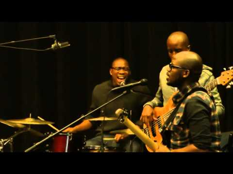 South African band The Muffinz at Follo FHS! (part 2 - the concert)