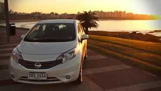 Nissan Note Test Drive