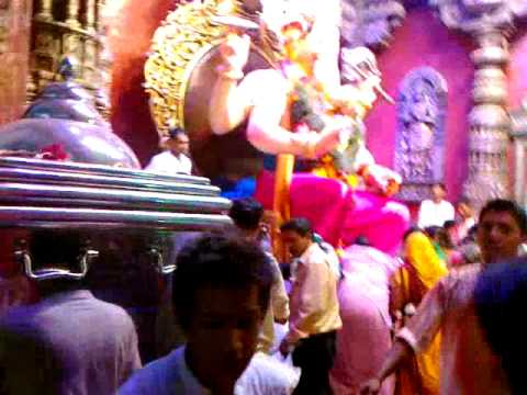 Lal Bagh cha Raja.mp4 Travel Video
